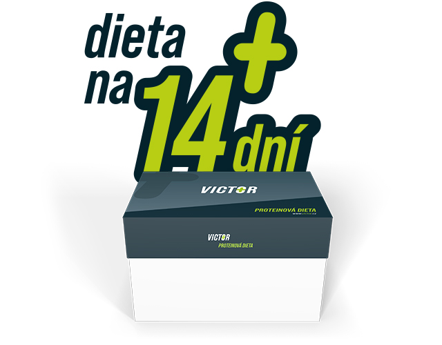 VICTOR dieta na 14 dnů